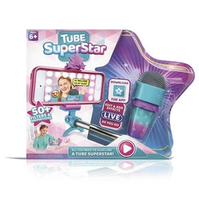 Mikrofon Tube Superstar