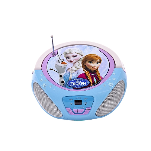 CD radio Frozen Anna a Elsa Disney